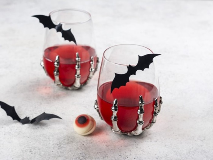 recette cocktail halloween