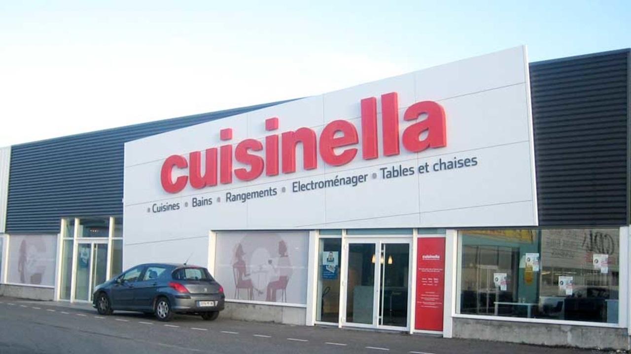 Cuisiniste Challans Cuisinella Cuisine Rangement Salle De Bains